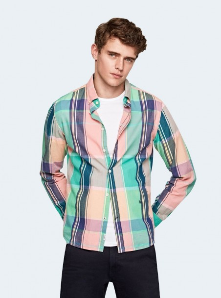 Multicolor Shirts