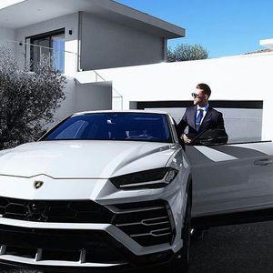 #lamborghiniurus #businessmen #enterpreneur #white #menfashion #luxurylife