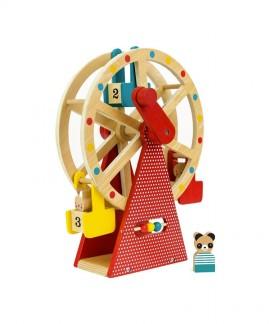 Wooden Ferris